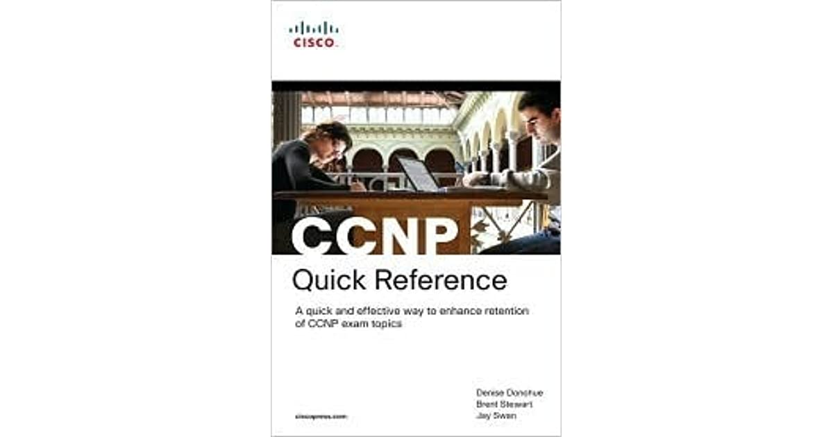 ccnp ont quick reference sheets stewart brent donohue denise swan jerold