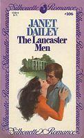 The Lancaster Men (Silhouette Romance #106)
