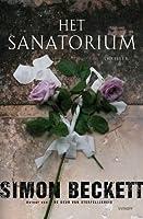 Het sanatorium (David Hunter #3)