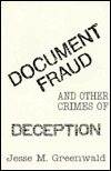 Document Fraud and Other Crimes of Deception