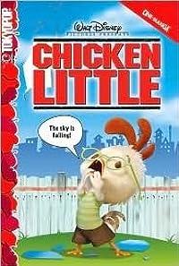 Chicken Little (Walt Disney Pictures Presents: Cine-Manga)