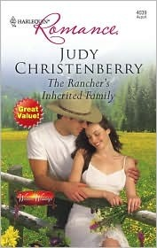 The Rancher's Inherited Family (Western Weddings, #8)