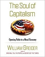 The Soul of Capitalism: A Path to a Moral Economy