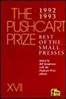 Pushcart Prize: Best of the Small Presses, 1992-1993
