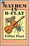 Mayhem in B-Flat (Homer Evans, #3)