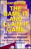 Contesting: The Name It and Claim It Game: Wineuvers for Wishcraft