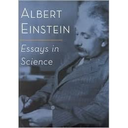 Essays In Science By Albert Einstein