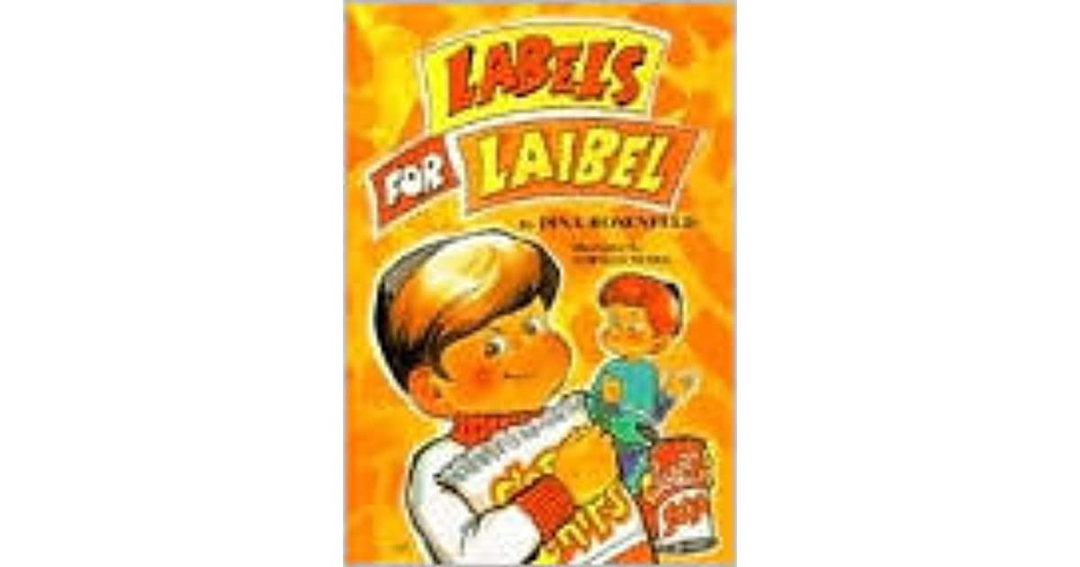 an examination of the book labels for laibel by dina herman rosenfeld