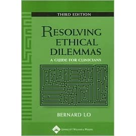 economics solve dimension in ethical dilemma What ethical dilemmas have you faced  how did you solve them  i am facing an ethical dilemma right now in my life.