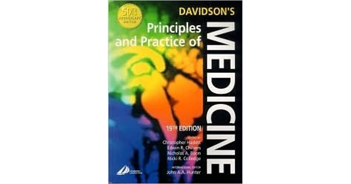 Medicine of edition davidsons pdf 21st principles practice and