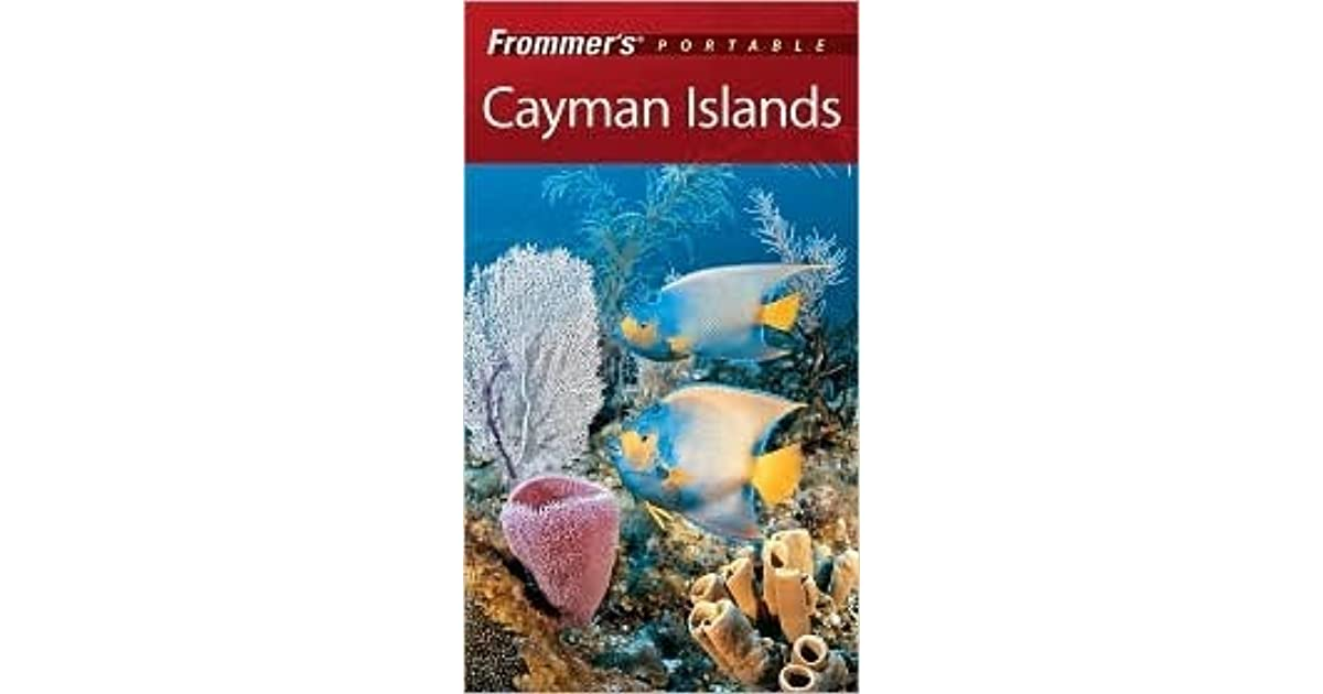 Frommers Portable Cayman Islands