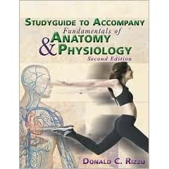 Study Guide for Rizzo's Fundamentals of Anatomy and