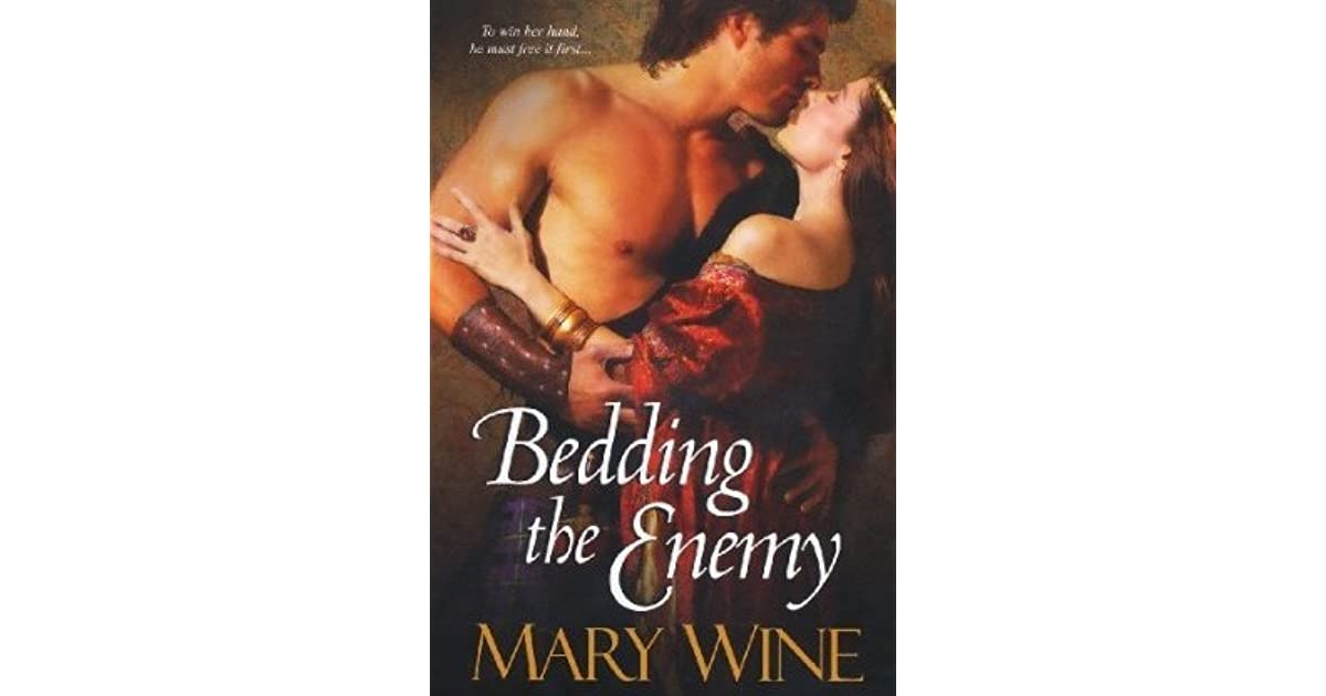 Read Bedding The Enemy Mcjames 3 By Mary Wine