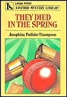 They Died in the Spring