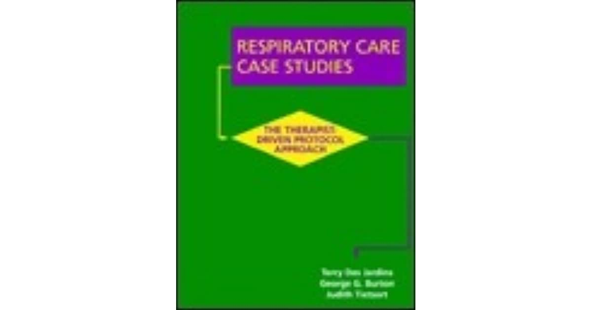 Case study examples respiratory therapy