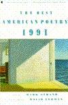 The Best American Poetry 1991