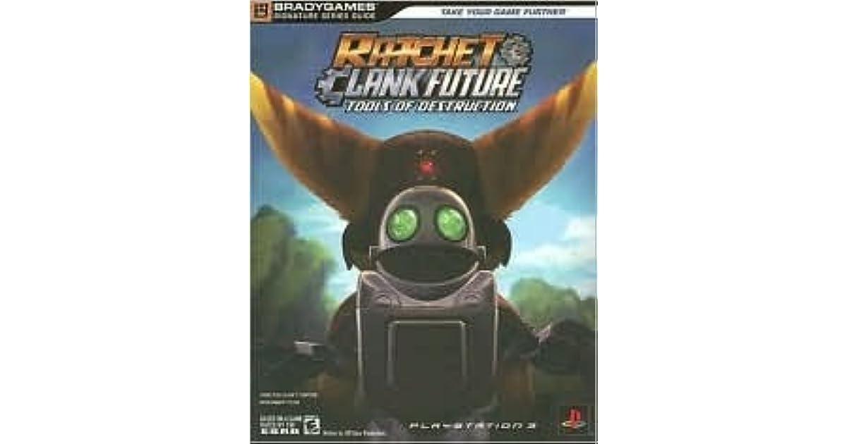 Ratchet Clank Future Tools Of Destruction Signature Series