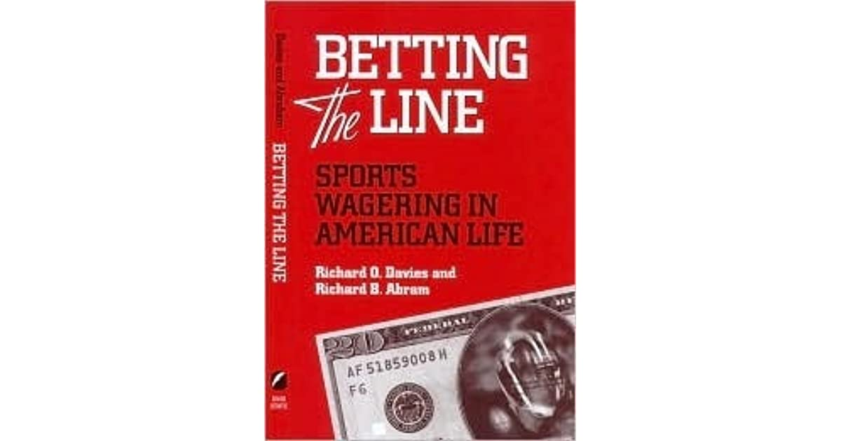 Betting the line sports wagering in american life no deposit free sports bet uk