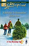 A Holiday to Remember (Tiny Blessings #12)