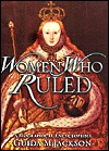 Women who ruled: A biographical encyclopedia