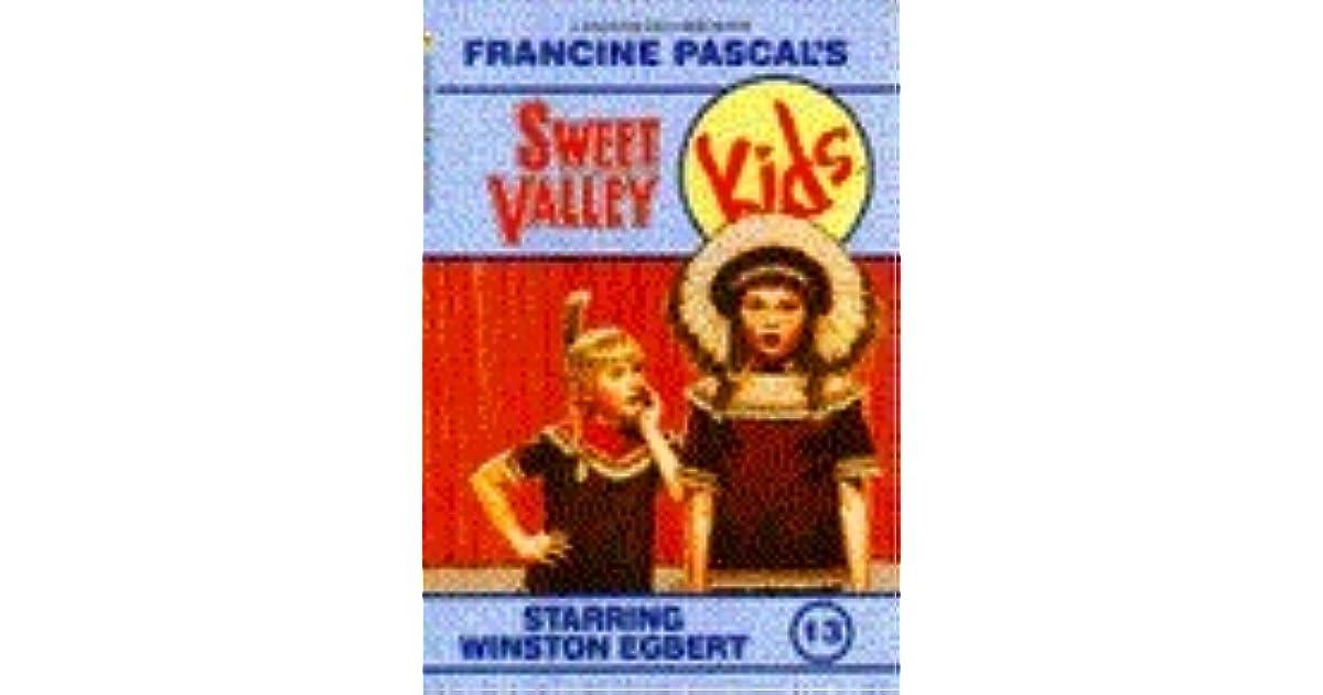 Read Starring Winston Egbert Sweet Valley Kids 13 By Francine Pascal