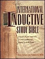 The International Inductive Study Bible: Iisb, New American Standard
