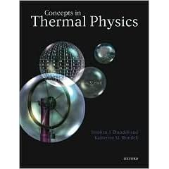 Concepts in thermal physics by stephen blundell fandeluxe Image collections