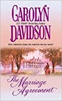 The Marriage Agreement (Devereaux #5)