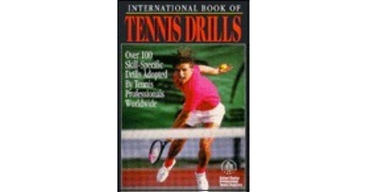 Drills book tennis