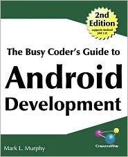 The Busy Coder's Guide to Android Development, Version 8