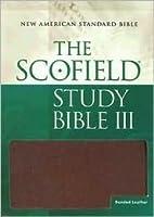The Scofield Study Bible III: New American Standard Bible