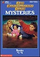 Baby-Sitters Club Mysteries Boxed Set #1 (Baby-Sitters Club Mystery, #1-4)