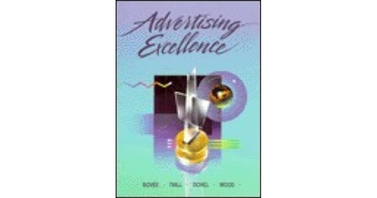 Advertising excellence by courtland l bove fandeluxe Gallery