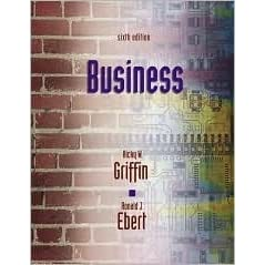 Business by ricky w griffin fandeluxe Choice Image