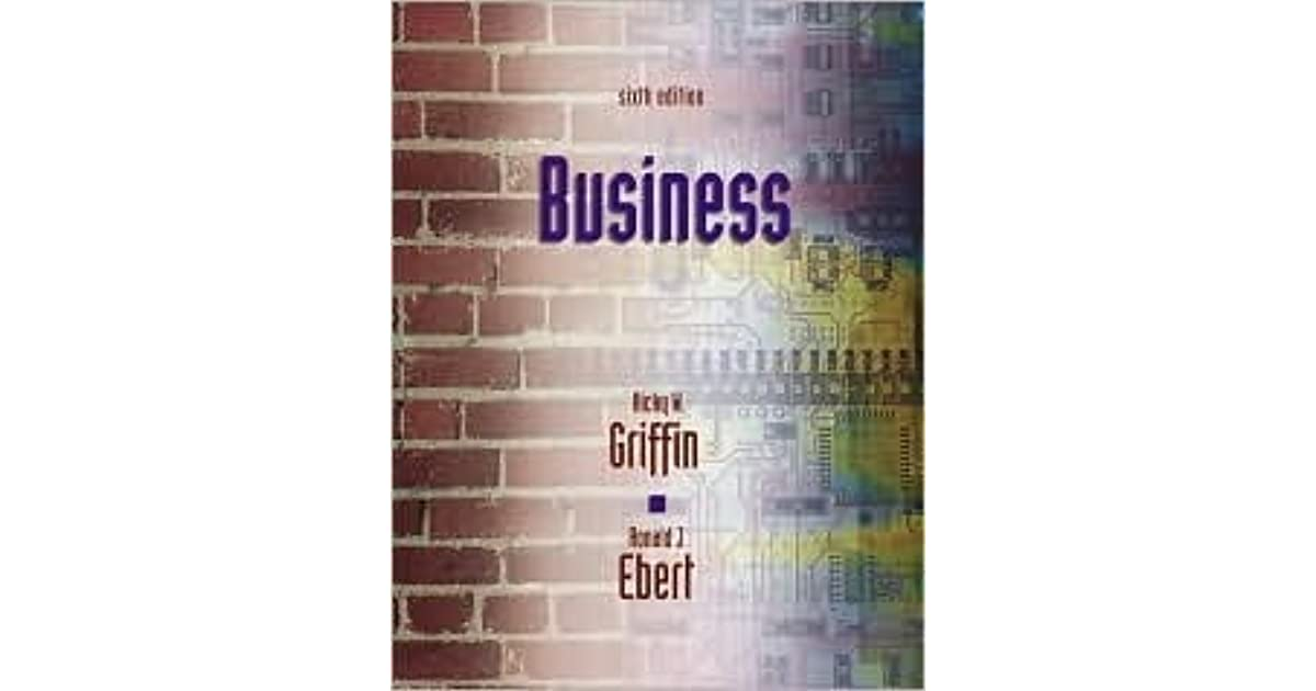 Business by ricky w griffin fandeluxe Image collections