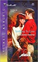 Nothing to Lose (The Searchers, #2)