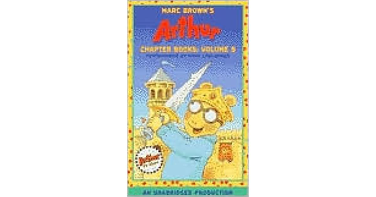Marc Browns Arthur Chapter Books Volume 5 King Francine Believe It Or Not And The Cootie Catcher By Brown