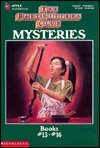 Baby-Sitters Club Mysteries Boxed Set #4