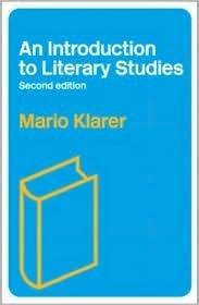 Intro to Literary Studies