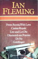 From Russia, With Love ; Casino Royale ; Live And Let Die ; Diamonds Are Forever ; Dr No ; Goldfinger