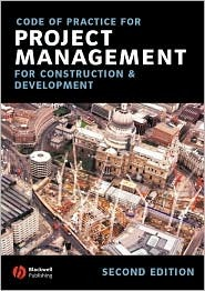 Code of Practice for Project Management for Construction and Development 3e