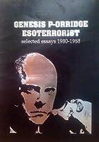 Esoterrorist: Selected Essays 1980-1988