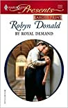 By Royal Demand (The Royal House of Illyria, #1)