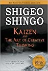 Kaizen and the Art of Creative Thinking