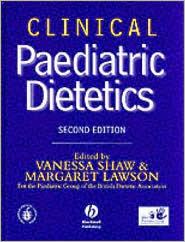 Clinical Paediatric Dietetics