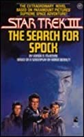 Search for Spock (Star Trek: The Original Series #17; Movie Novelization #3)