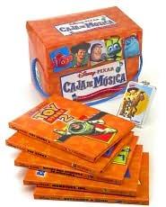 Disney/Pixar: Caja de Musica: Disney/Pixar Music Box