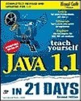 Sams Teach Yourself Java 1.1 In 21 Days (Symantec Edition)