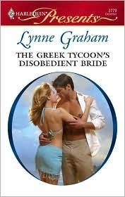 The Greek Tycoon's Disobedient Bride (Virgin Brides, Arrogant Husbands, #1)