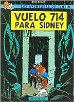 Vuelo 714 para Sidney (Tintin, #22)